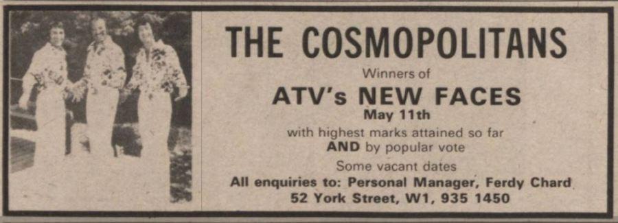 19740523_TheCosmopolitans
